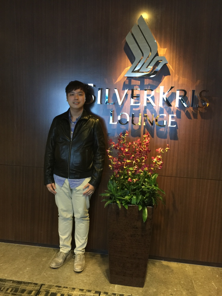 2015 Europe Trip: Checking in at Changi Airport & SilverKris Lounge (3/6)