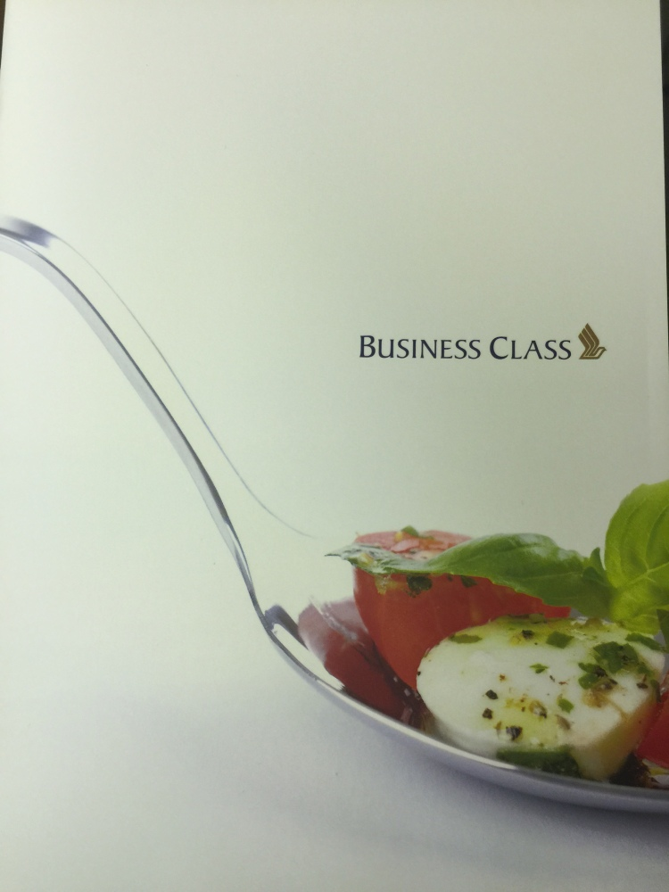 2015 Europe Trip: Singapore Airlines 392 777-200 SIN - IST Business Class (6/6)
