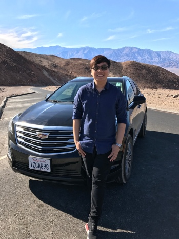 Trip De Americae Sixt Car Rental X Driving In Las Vegas Seeing